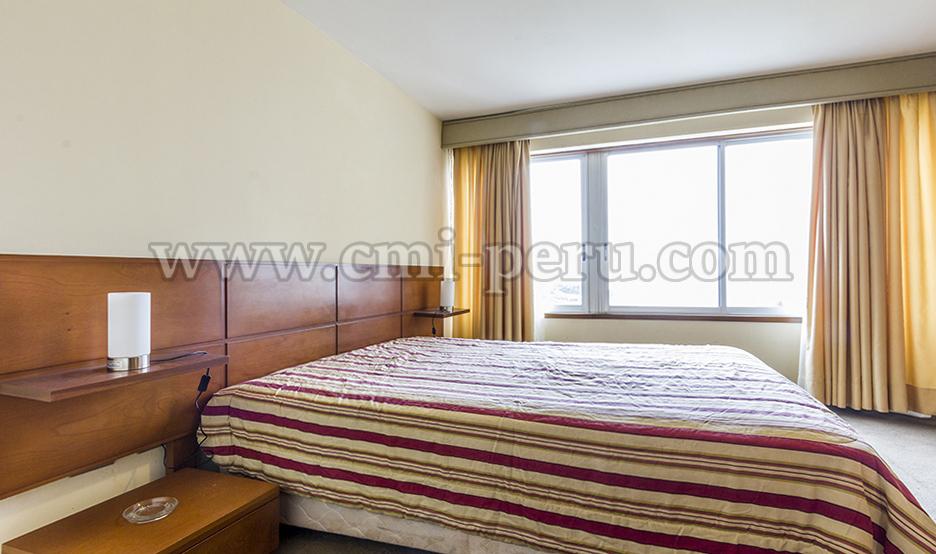 Alquiler departamento amoblado de 2 dormitorios