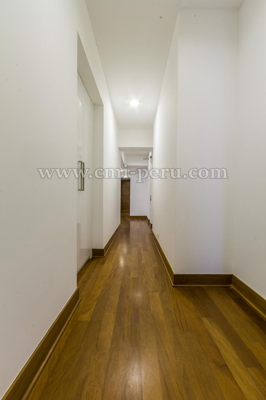 Departamento en alquiler Malecon 4 dormitorios Miraflores
