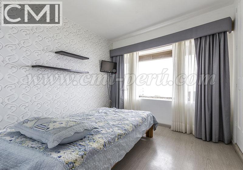 Alquiler departamento 2 dormitorios Miraflores Frente al mar